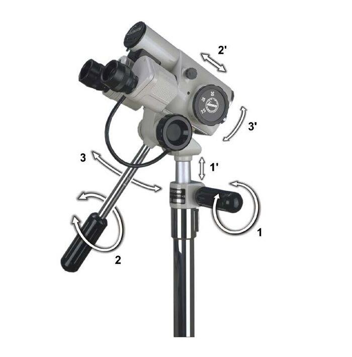 Бинокулярный кольпоскоп 1DW LED производства Leisegang (Германия) - фото pic_b2a941f47ce59dd_700x3000_1.jpg