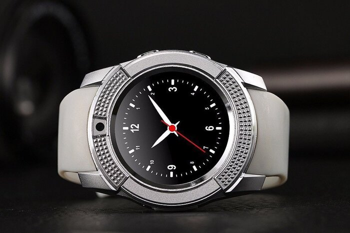 Умные часы Smart Watch V8 (белый)
