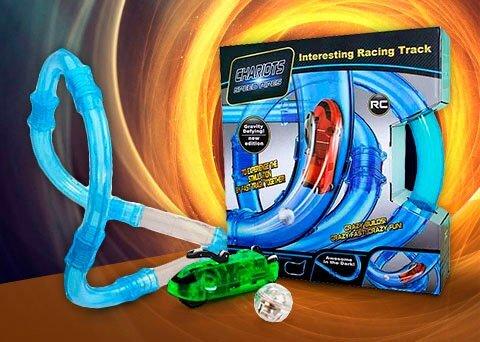 Трубопроводные гонки Chariots Speed Pipes N1