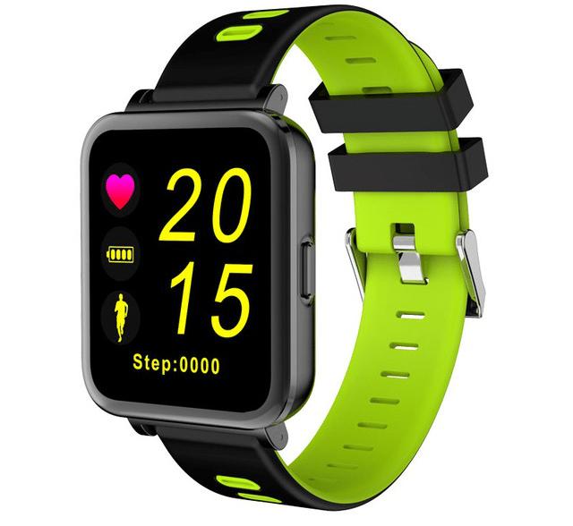 Умные часы smart watch N88 (белый)