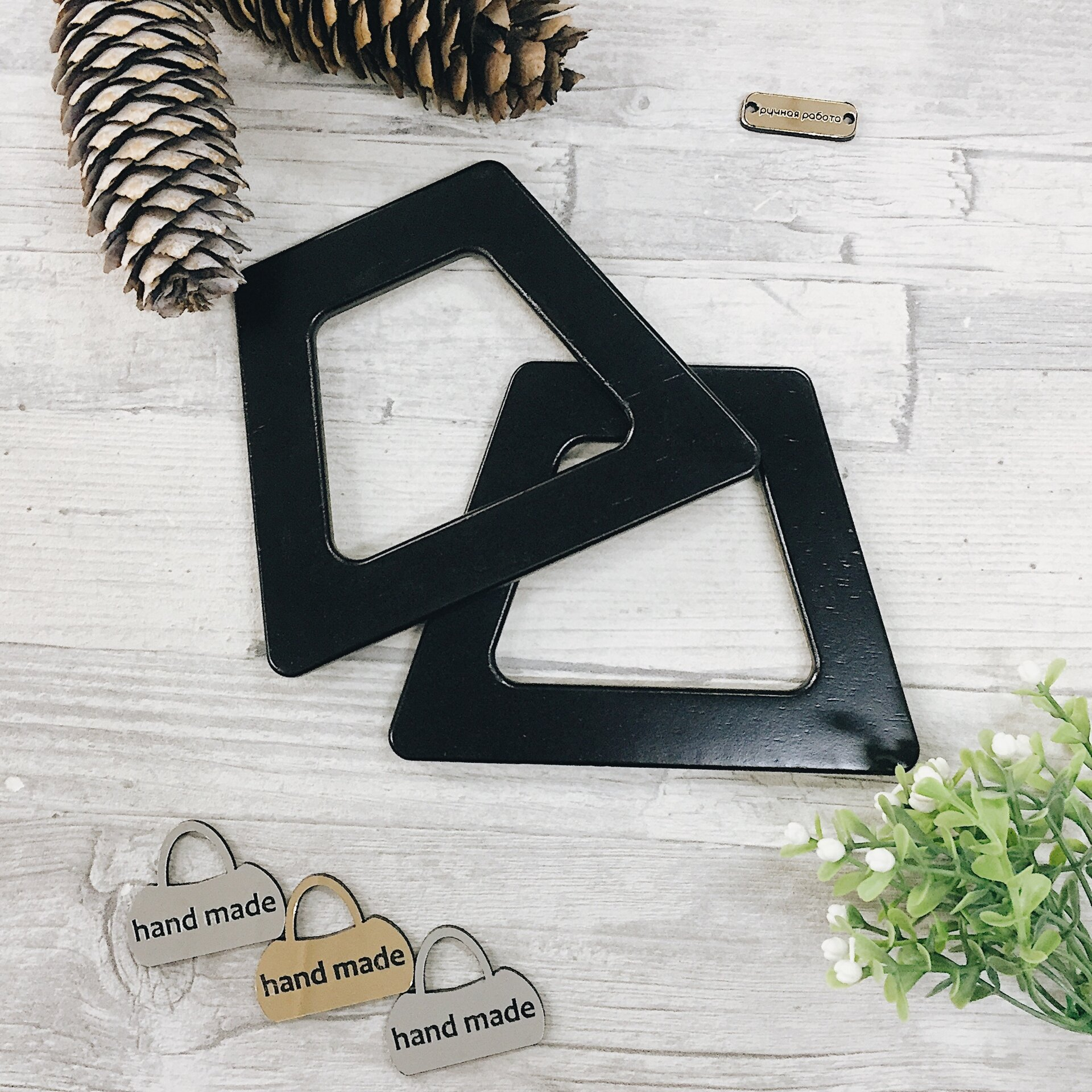 Деревянные ручки для вязаных сумок, трапеция, черный - фото pic_327606559001cc221684b6a33c526c60_1920x9000_1.jpg