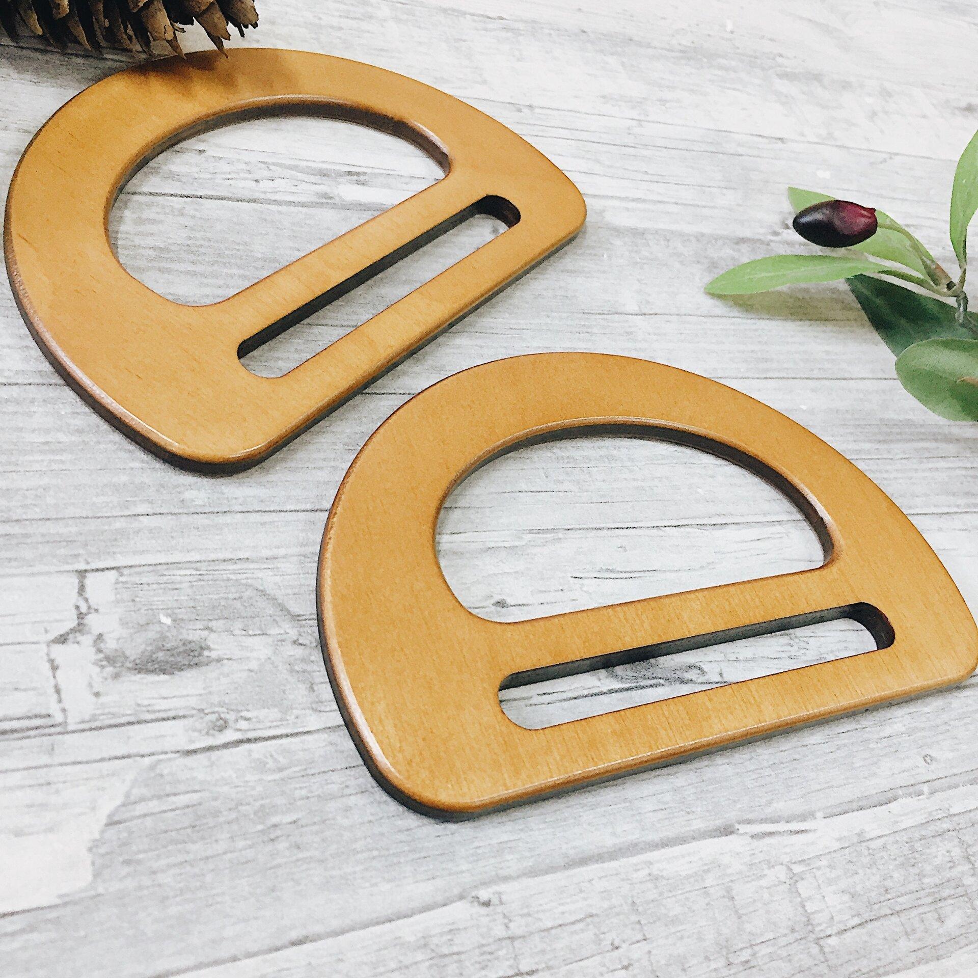 Деревянные ручки для вязаных сумок, полукруг с прямым отверстием, дуб - фото pic_327606559001cc221684b6a33c526c60_1920x9000_1.jpg