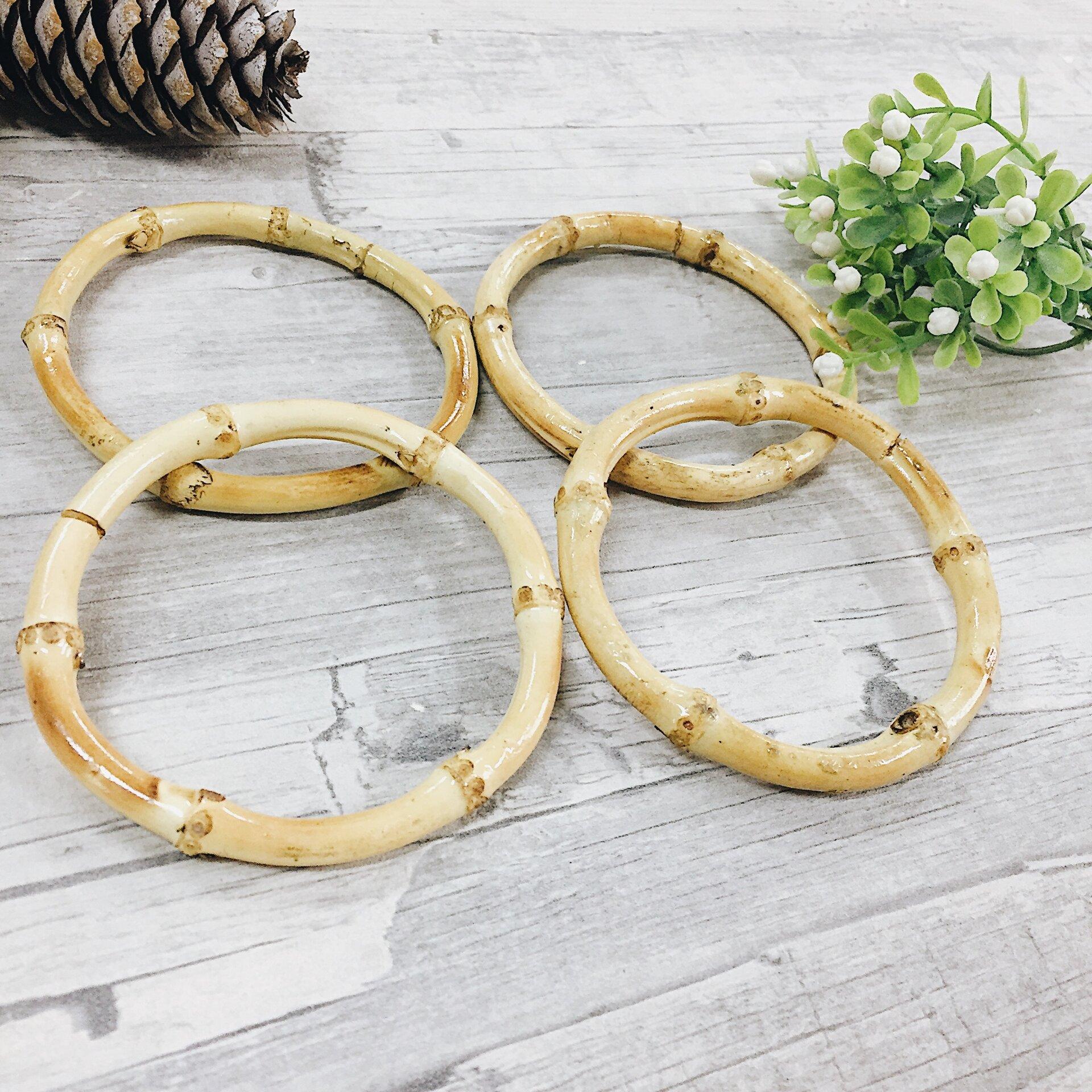 Ручки-кольца из бамбука для клатча, d 85мм - фото pic_6a671674fd47c220687afdb024751f62_1920x9000_1.jpg