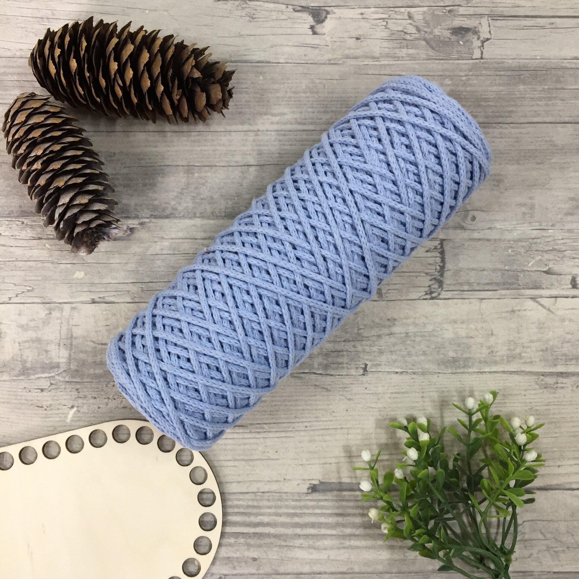 шнур для вязания и плетения
