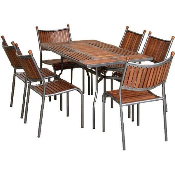 Садовая мебель - фото садовая мебель