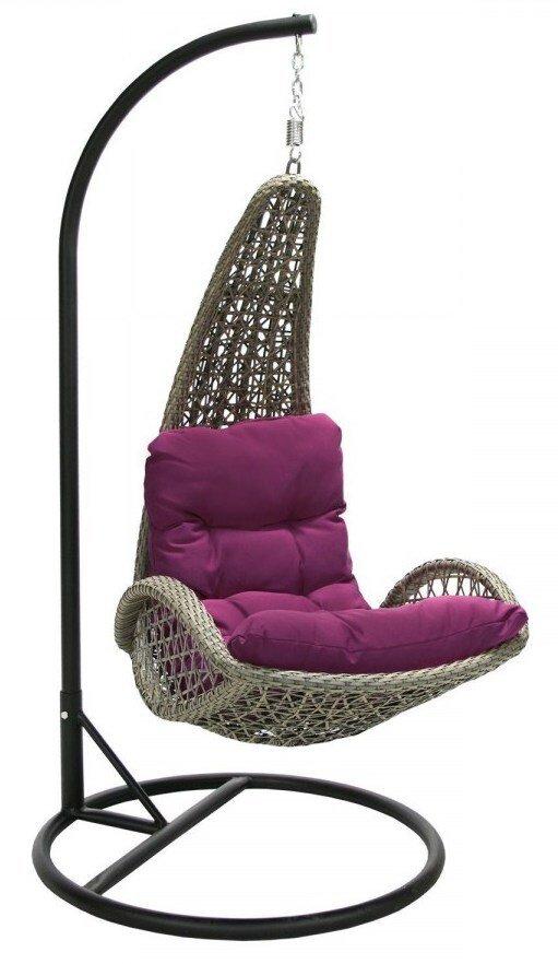 Подвесные кресла - фото подвесное кресло