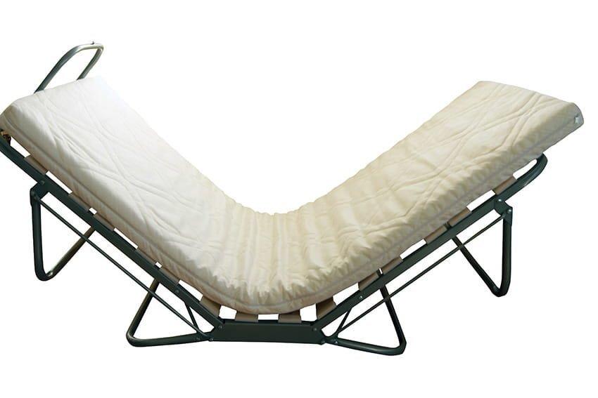 Раскладушки и раскладные кровати - фото раскладушка