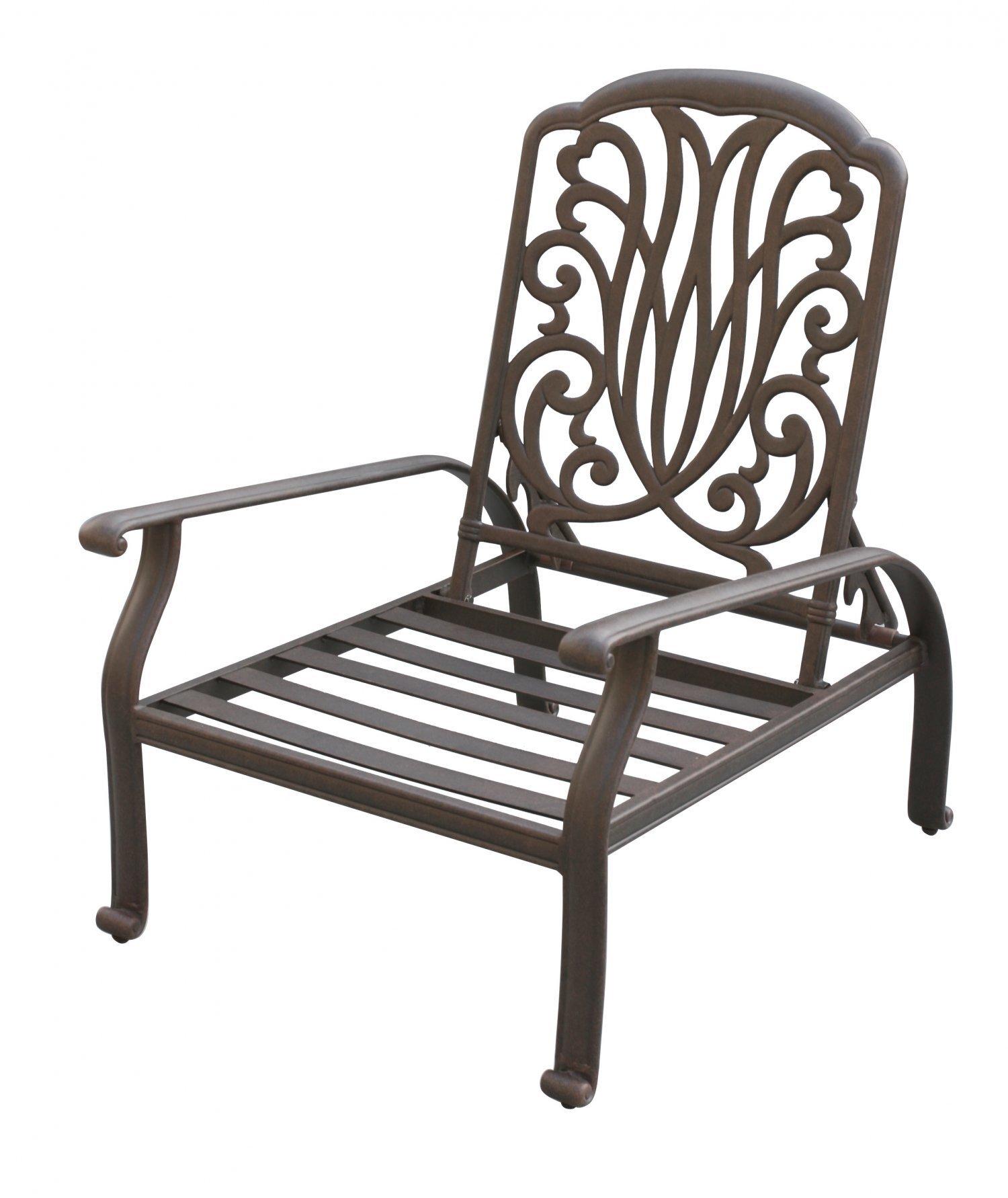 Кованая мебель - фото кованое кресло