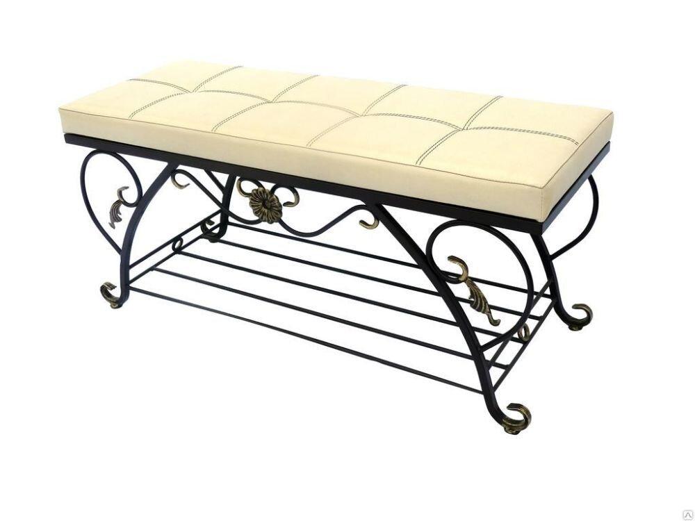 Кованая мебель - фото кованая мебель