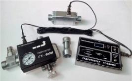 Универсальное оборудование для диагностики и регулировки гидроагрегатов - фото ГТ-600МС тестер для диагностики гидроприводов
