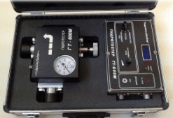 Универсальное оборудование для диагностики и регулировки гидроагрегатов - фото Расходомер ГТ-600М
