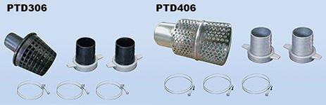 Комплектация дизельных мотопомп SUBARU для загрязненной воды