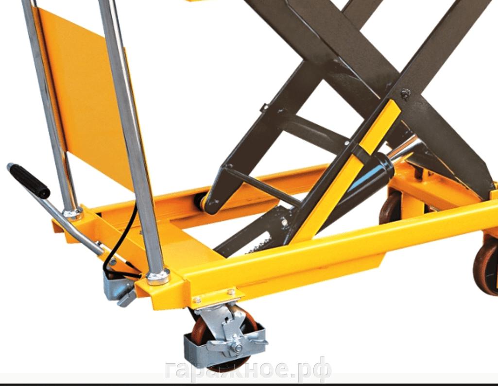 Подъемный стол - фото Стол с подъемным механизмом, одинарный