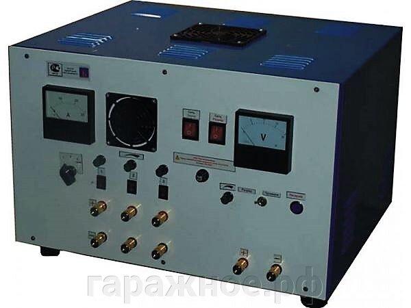 Зарядное устройство для автомобиля, как выбрать ? - фото Многопостовое зарядное устройство ЗУ-2-3А