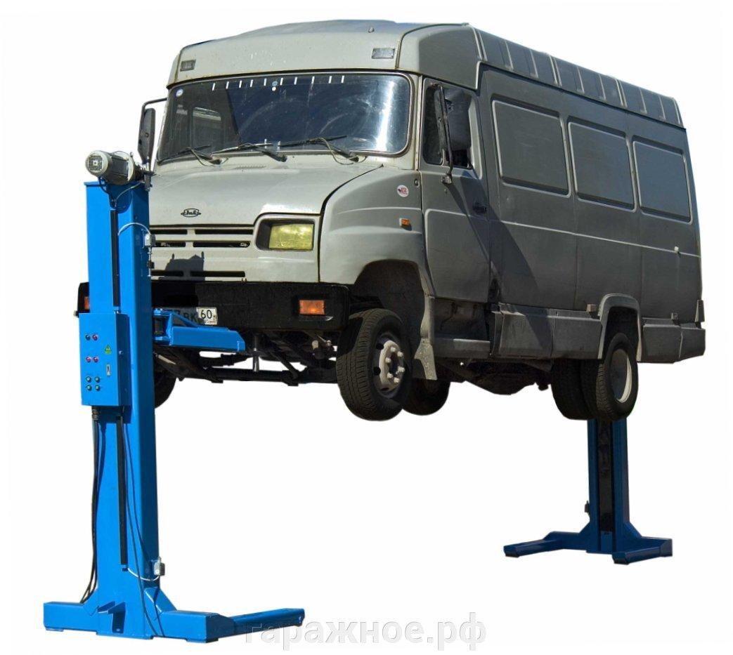 Автомобильный подъемник передвижной ПП-5
