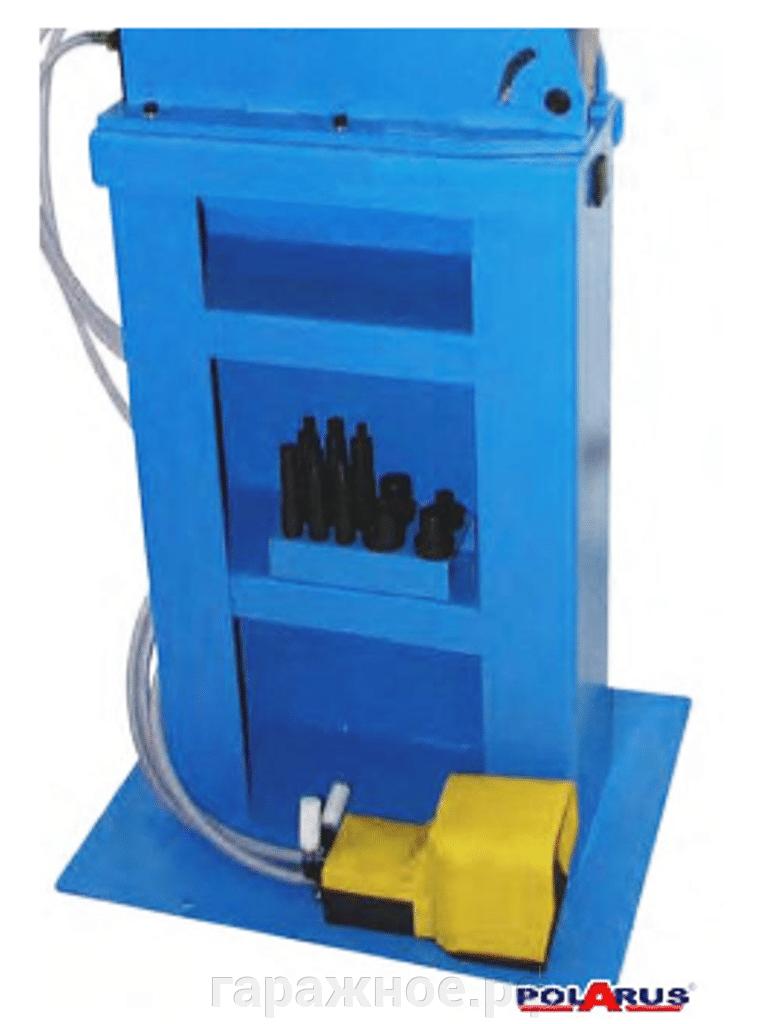 Подставка для хранения насадок для клепального станка (опция) для PN-01.