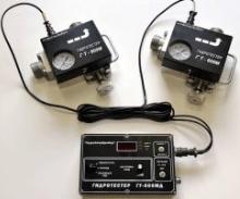 Универсальное оборудование для диагностики и регулировки гидроагрегатов - фото ГТ-600МД.01 тестер для диагностики гидроприводов