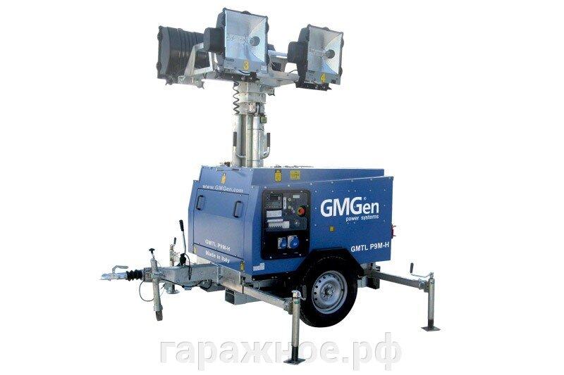 Осветительные мачты GMGen - фото Осветительная мачта GMGen GMTL P9M-H