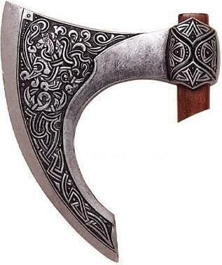 Боевой топор Викинга, Скандинавия., 8 в. - фото pic_75ac2df77531d49_700x3000_1.jpg