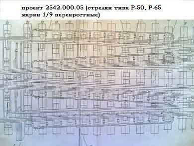 Проект 2542.000.05 (стрелки типа Р-50, Р-65 марки 1/9 перекрестные) - фото pic_318aaa9cca5621a_1920x9000_1.jpg