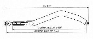 Соединение муфтовое тяги разгрузочной 912.45.470-0 - фото pic_b00eae80f55e4ab47bfb8c875bfbdd93_1920x9000_1.jpg