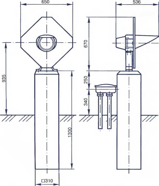 Фундамент тип I для карликового светофора 17838-01-00СБ - фото pic_cee70e5c921c122_1920x9000_1.jpg