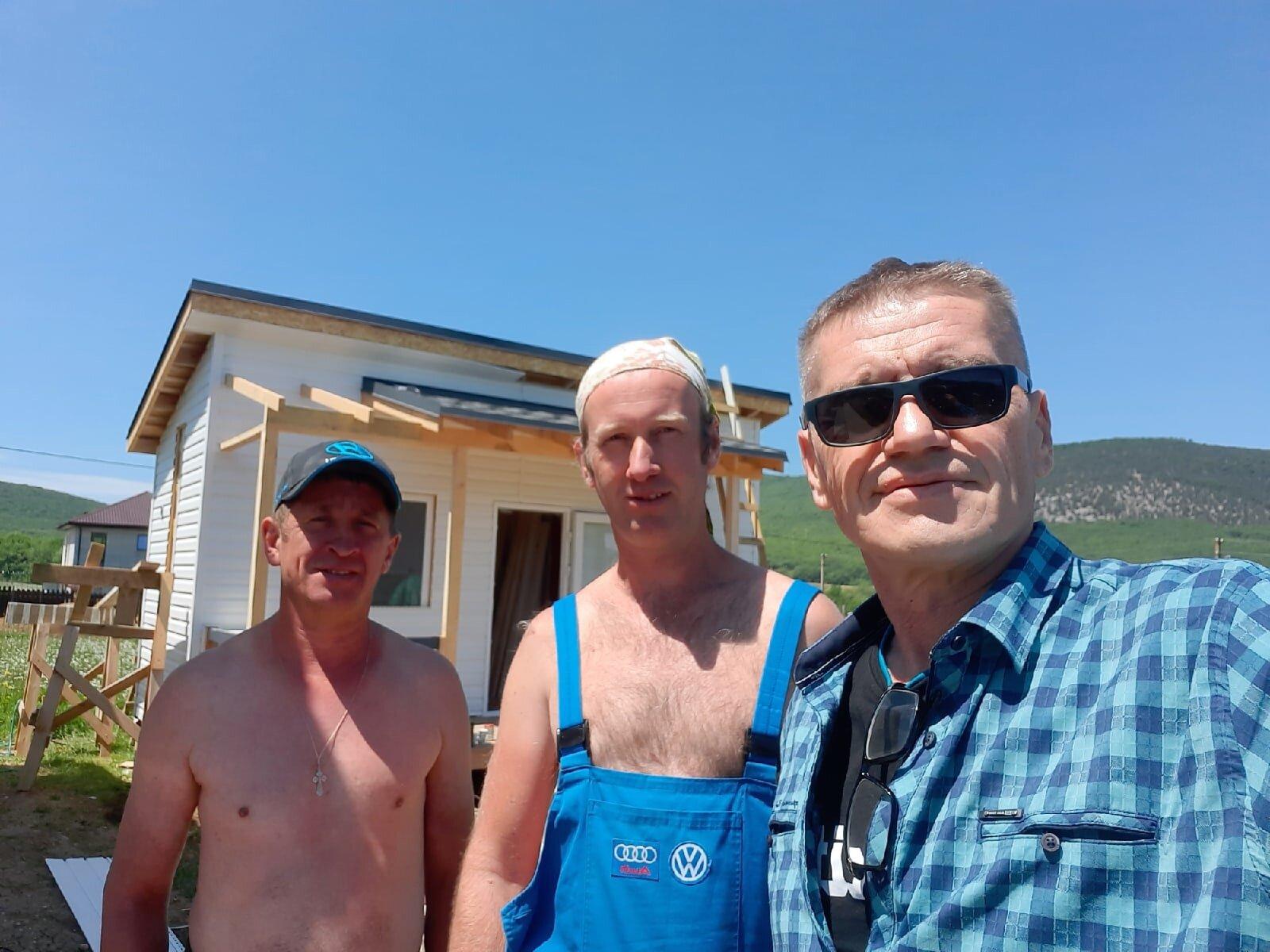 Профессиональные плотники Севастополь