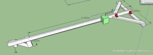 Устройство для подъема стен каркасного дома - фото pic_1d2b3f6fec072b1_700x3000_1.jpg