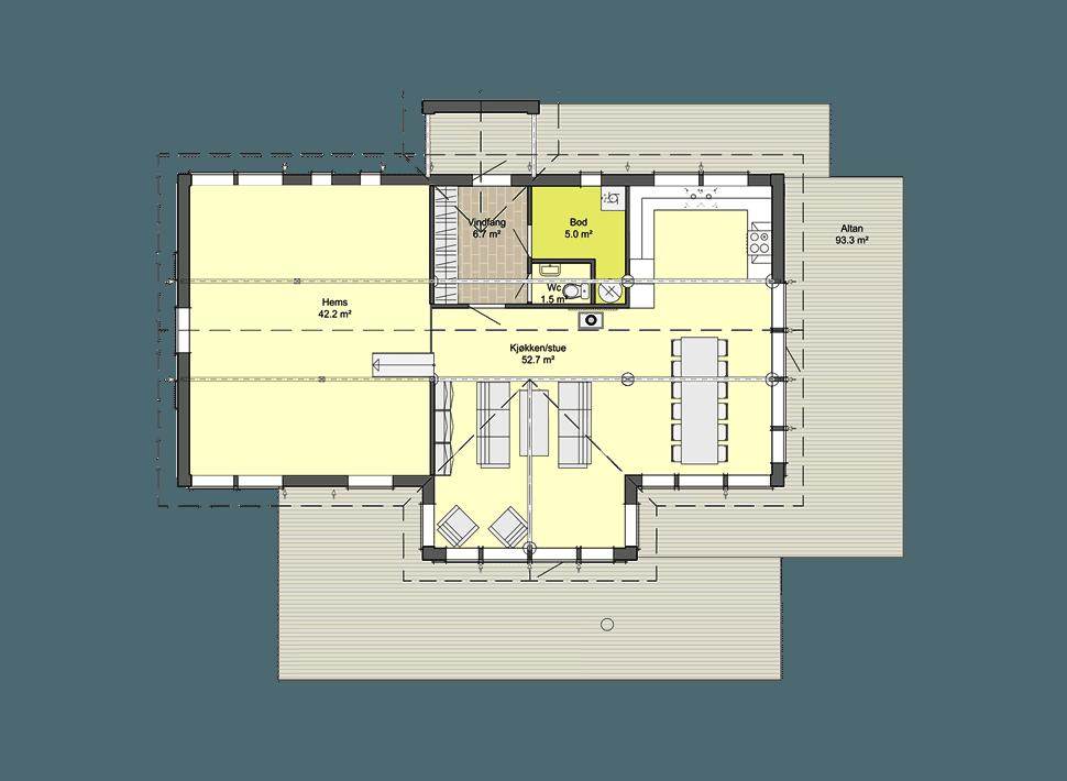 Модель Аврора 994C лофт