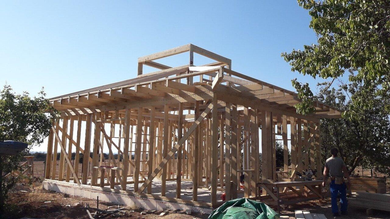 Каркасный дом по Васту, строительство в Севастополе
