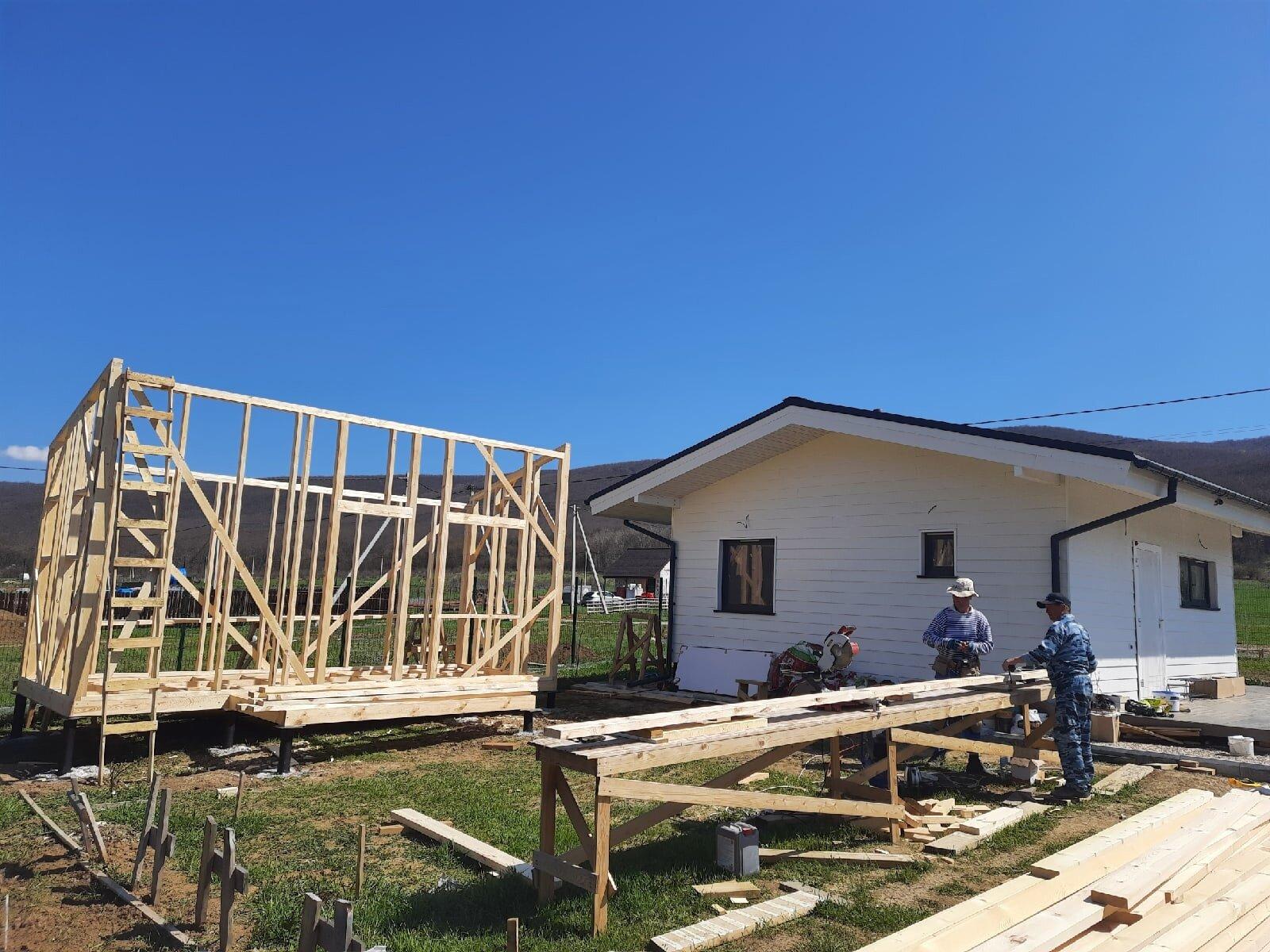 Строим Каркасный дом Севастополь
