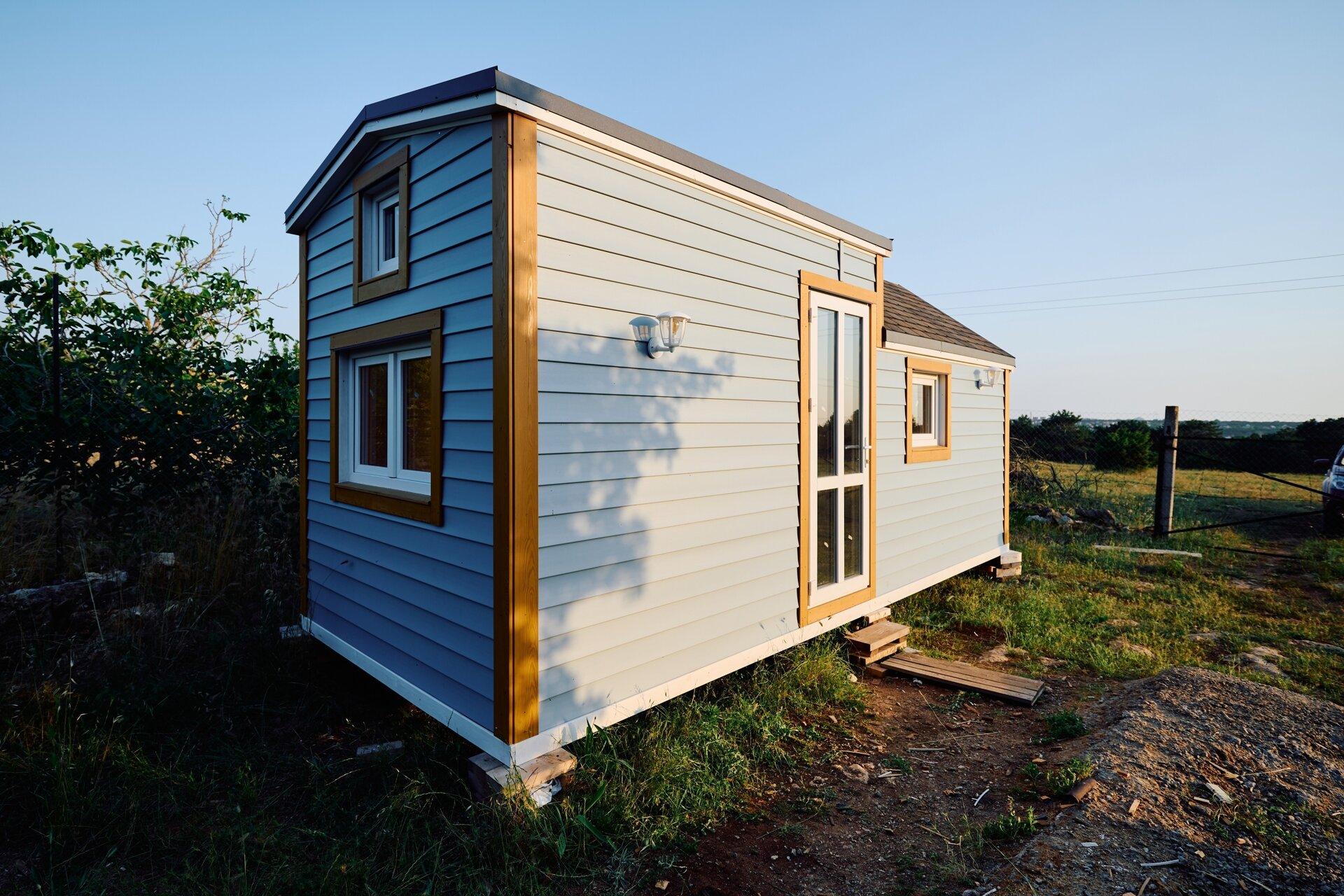 Мини дом в Крыму