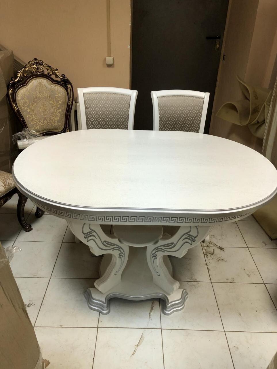 Комплект обеденный Стол 130 на 90 + 2 стула - фото pic_e5ba791e55bdd00a9da6c500adcb570d_1920x9000_1.jpg