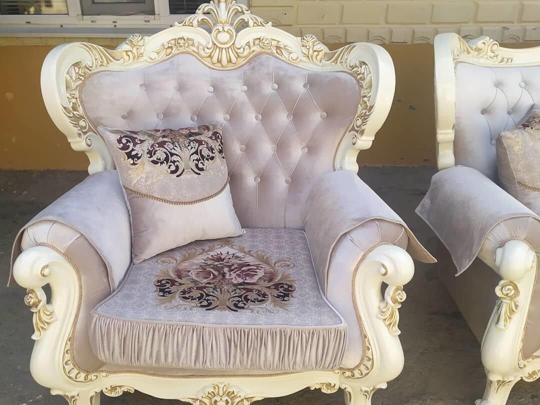 Комплект для холла 3х местный диван +2 кресла 2.20х95 см + пять подушек На диване французский раскладной механизм - фото pic_fae5d8a3e7c9cc6bf1e4f9bd65853e32_1920x9000_1.jpg