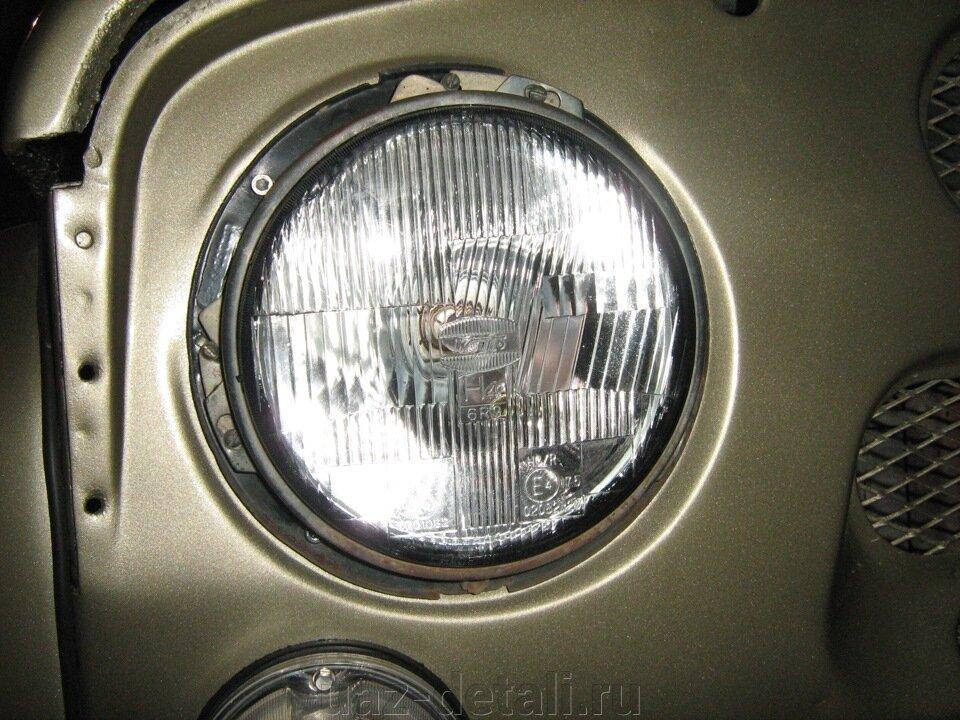 УАЗ Детали | Фото фары УАЗ 469, Хантер
