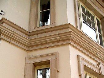 Виды карнизов для фасадного декора - фото Виды карнизов для фасадного декора