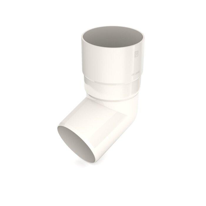 Колено водосточной трубы  BRIZA  90 мм (белый , коричневый , красный , графит) - фото pic_22910ddf05c262b_700x3000_1.jpg