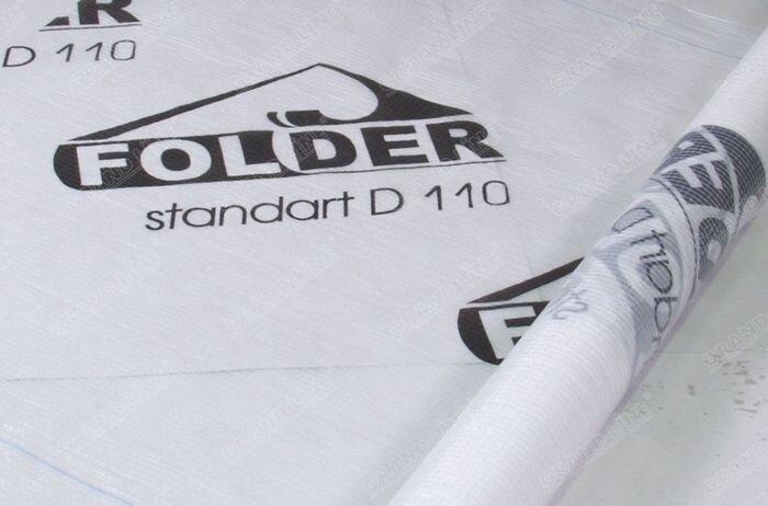 Плёнка Folder гидроизоляция  Стандрт D 110 - фото pic_6a697d7b94fe883_700x3000_1.jpg