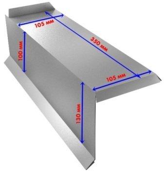 Планка торцевая сегментная Кварцит  Лайт  0.5 - фото pic_8e5f7f78aeff721_1920x9000_1.jpg