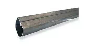 Столб полукруглый оцинкованный с заглушкой d 51мм *1.2*1.5 м - фото pic_72ce74d3da013d0_700x3000_1.jpg