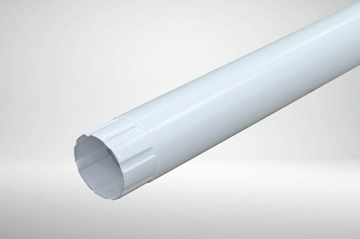 Труба круглая соединительная 1 метр 150*100 Grand Line - фото pic_10d1561e0a6cbfe_700x3000_1.jpg