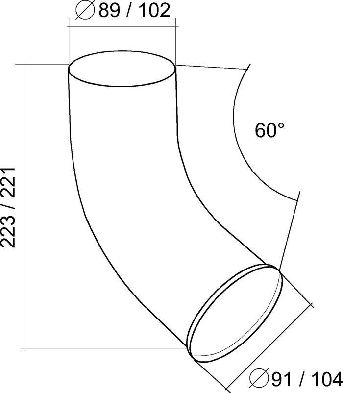 Колено стока 125*90 Grand Line - фото pic_75d3bc0a947e812_700x3000_1.jpg