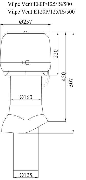 Вентилятор Е120 Р 125\500 - фото pic_28d9c438a9914e2_700x3000_1.jpg