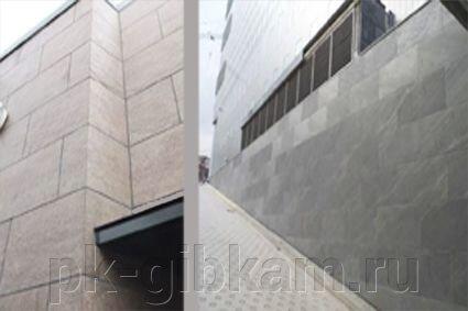 Каменный шпон натуральный TAN 122*61 см - фото 2