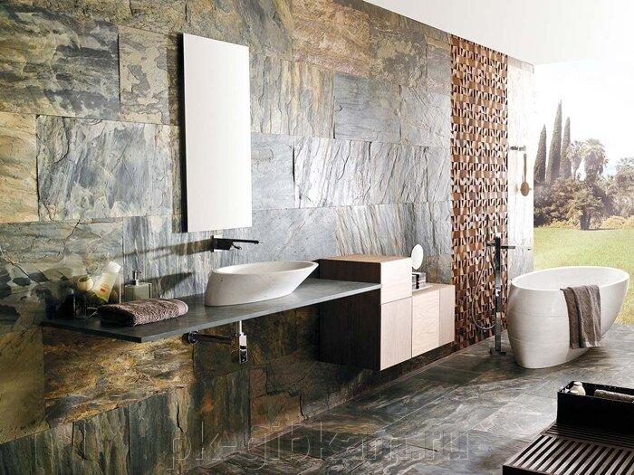 Каменный шпон натуральный TAN 122*61 см - фото 3