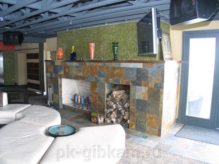 Каменный шпон натуральный TERRA ROSSO 122*61 см - фото 8