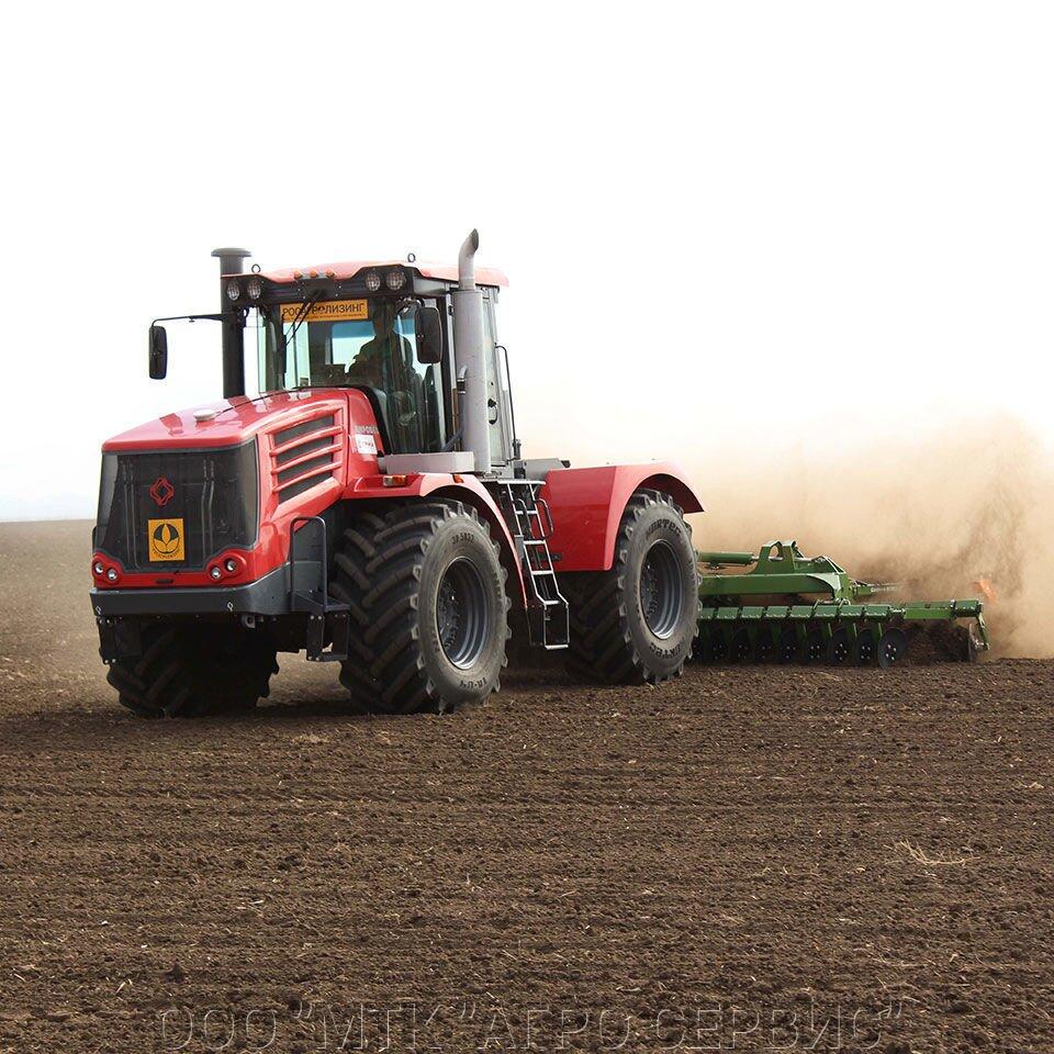 Оказание сельскохозяйственных услуг по дискованию почвы в Крыму