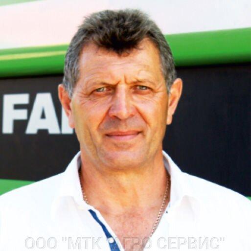 Андрей Шевцов, директор ООО «Чапаева-2» (Красногвардейский район, Республика Крым):
