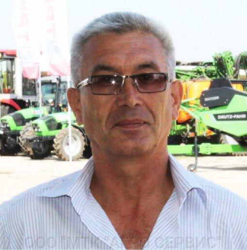 Магомед-Гаджи Магомедов,директор вновь созданнойМТС «Северная»(Республика Дагестан)