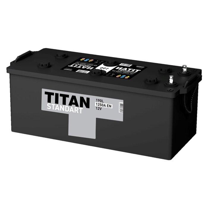 Аккумуляторы Sputnik, TITAN, BAT, Spark для тракторов, комбайнов и спецтехники - фото Купить аккумуляторы Титан Стандарт 6 ст 140, 6 ст 190 в Крыму, Симферополе